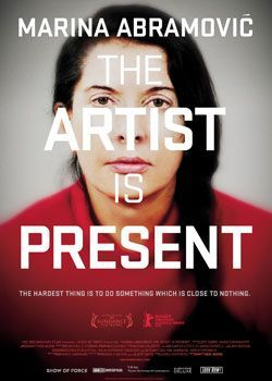 Marina Abramovic – The Artist Is Present – Trailer und Kritik zum Film