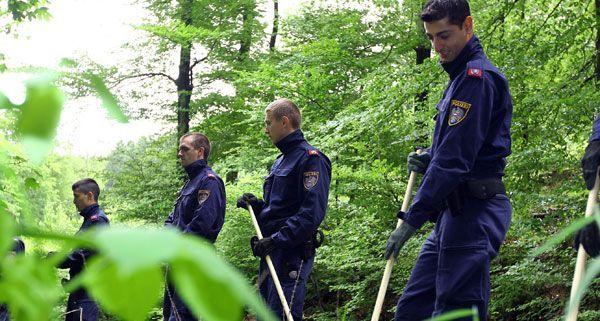 Trotz intensiver Suche wurde die Leiche von Heidrun W. bisher nicht gefunden.