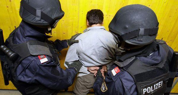 Der 41-Jährige wurde am Dienstagabend von der WEGA festgenommen.