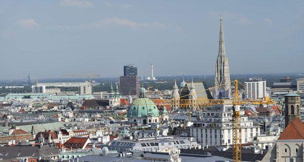 In Wien ist die Anzahl der Einbürgerungen gestiegen.