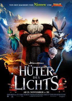 Die Hüter des Lichts – Trailer und Kritik zum Film