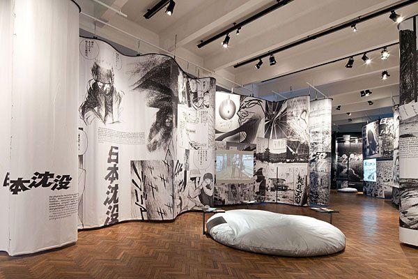 MAK Nippon Chinbotsu výstava