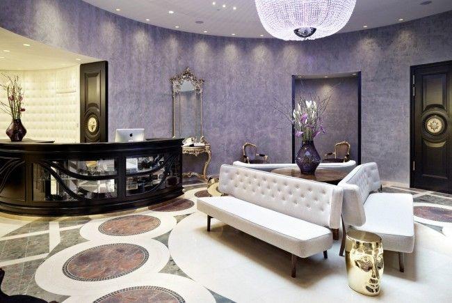 Am Mittwoch wurde das neue Wiener Luxus-Hotel Sans Souci offiziell eröffnet.