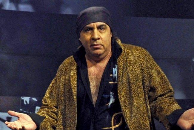 """Springsteen-Gitarrist Steve Van Zandt spielt die Hauptrolle in """"Lillyhammer""""."""