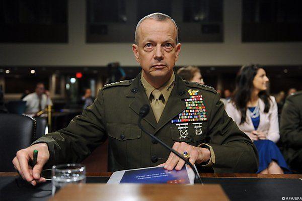 NATO respektiert Allens Rücknahme der Kandidatur