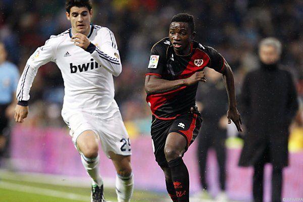 Alvaro Morata erzielte das erste Tor