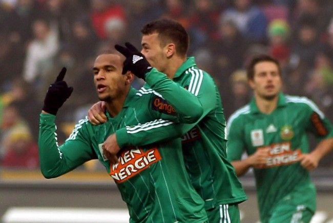 Wir berichten ab 20.30 Uhr in unserem Live-Ticker vom Spiel SK Rapid Wien gegen SK Sturm Graz.