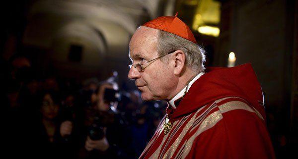 Kardinal Christoph Schönborn gilt als einer der Favoriten bei der Papst-Wahl.