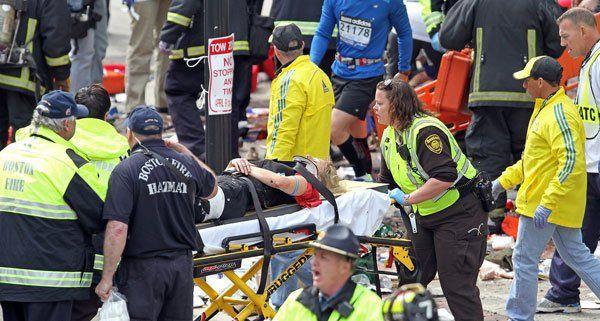 Explosionen bei Marathon in Boston: Augenzeuge aus Österreich beschreibt Vorfall