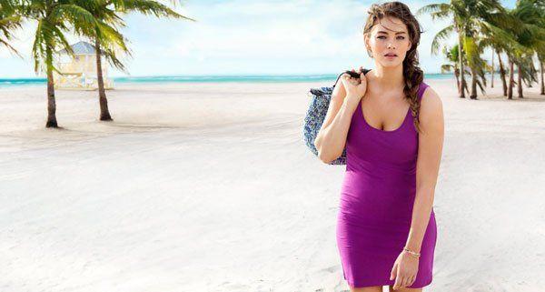 Die neue Kampagne mit US-Model Jennie Runk.