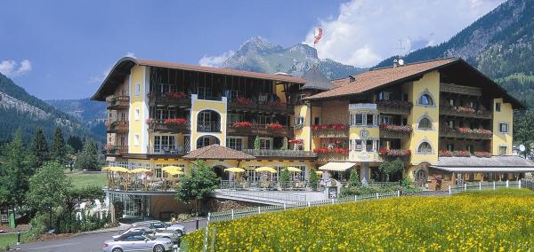 Hotel sonnenhof aktiv durch das tannheimer tal for Designhotel tannheimer tal
