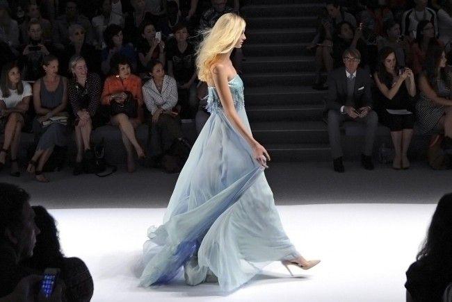 Am Donnerstag startete die New York Fashion Week.