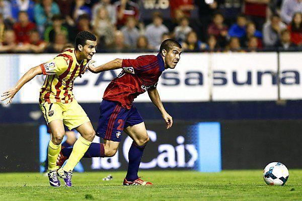 Barcelona mühte sich vergeblich