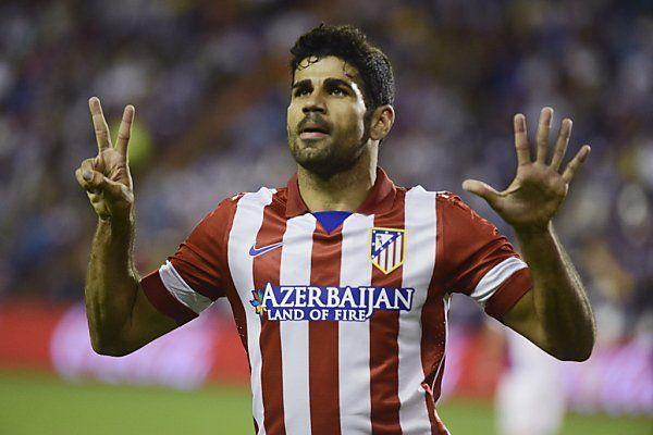 Alle wollen Diego Costa