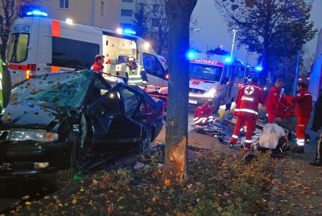 Unfall Neudorf