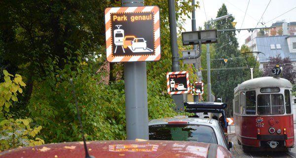Wiener Linien testen System gegen Falschparker