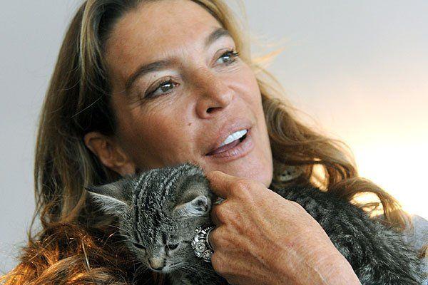 Fiona Swarovski gestaltete den ersten Tierball noch aktiv mit