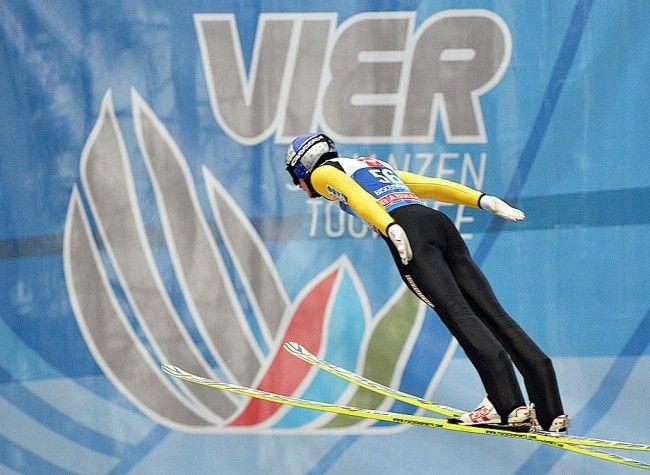 Das jährliche Highlight der Skisprung-Saison: Die Vierschanzentournee.