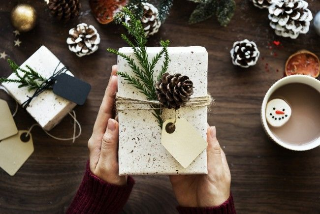 Geben ist seliger denn nehmen - besonders zu Weihnachten