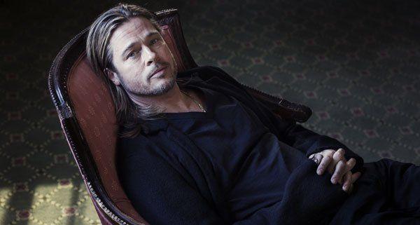 Brad Pitt Feiert Seinen 50. Geburtstag