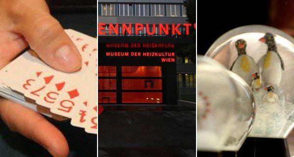 in Wien gibt es zahlreiche museen mit ganz speziellen Schwerpunkten.