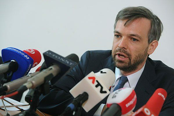 Bereit fürs EU-Parlament: Martin Ehrenhauser