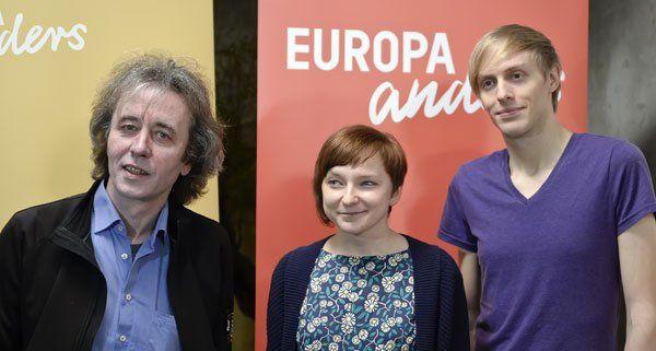 """Die Parteien treten gemeinsam unter dem Namen """"Europa anders"""" an."""