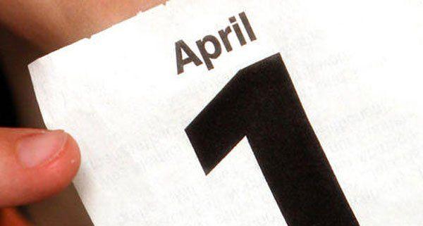 Am 1. April darf jedes Jahr mit allerlei Scherzen gerechnet werden.