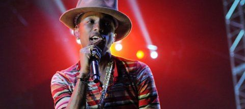 Pharrell Williams live in Wien