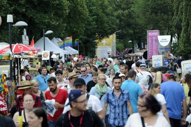 31. Donauinselfest - Insgesamt 3,1 Mio. Besucher
