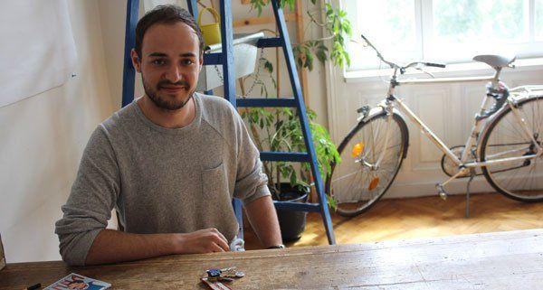 airbnb unterk nfte in wien gastgeber berichtet von seinen. Black Bedroom Furniture Sets. Home Design Ideas