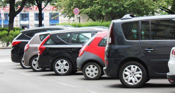 Im ersten Bezirk werden künftig 20 Prozent der Parkplätze für Anrainer reserviert.