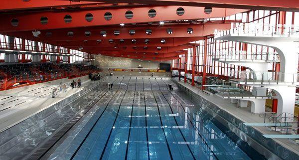 Das Wiener Stadthallenbad war in einem verheerenden Zustand - auch in Sachen Sicherheit