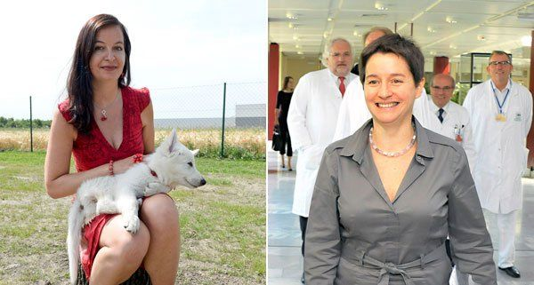 Wiener Stadträtinnen Sima und Wehsely seit zehn Jahren im