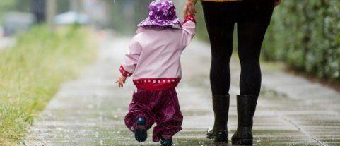 Verregnet und trüb im ganzen Land: Kühlster August seit 2006