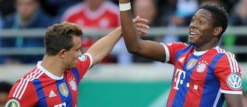 Hammerlos für Alabas Bayern