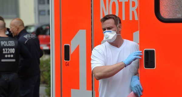 Auch aus OÖ sind am Dienstag zwei Ebola-Verdachtsfälle bekannt geworden.