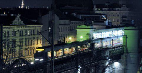 Nightride: Öffi-Party am Freitag