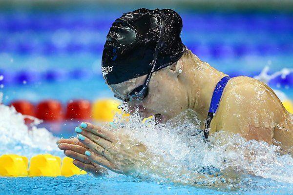 Lisa Zaiser schwamm zu Bronze