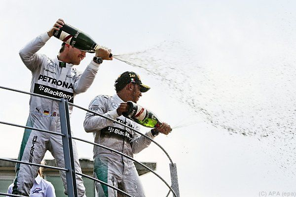 Rosberg findet Verschwörungstheorien lächerlich