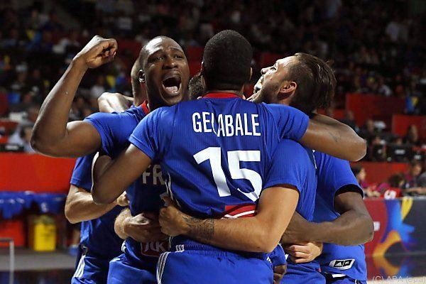 Franzosen gewannen Spiel um Platz 3