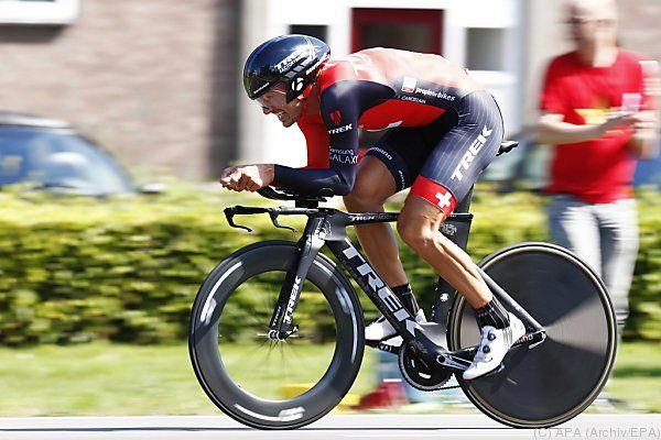 Fabian Cancellara zählt zu den Favoriten