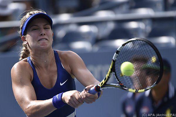 Bouchard trifft auf Petra Kvitova