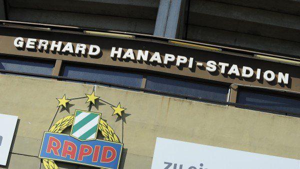 Abrissparty im Hanappi-Stadion: Sitze und Rasen für Rapid-Fans