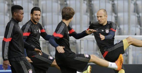FC Bayern gegen ManCity vor erster CL-Bewährungsprobe