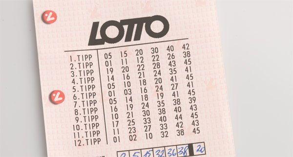 Zusatzzahl Lotto