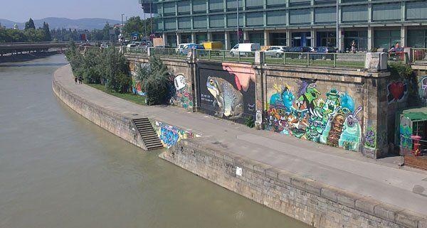 Am 14. September gibt es verschiedene Schnupperangebote der VHS am Donaukanal.