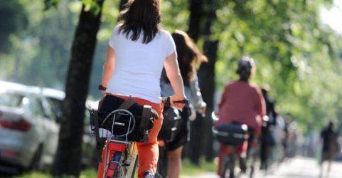 Radfahrer in Wien fühlen sich sicherer und sind zufriedener