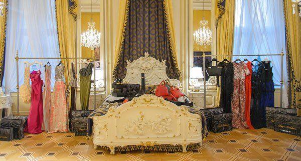 Im Hotel Imperial drehte sich am Dienstagabend alles um Mode.
