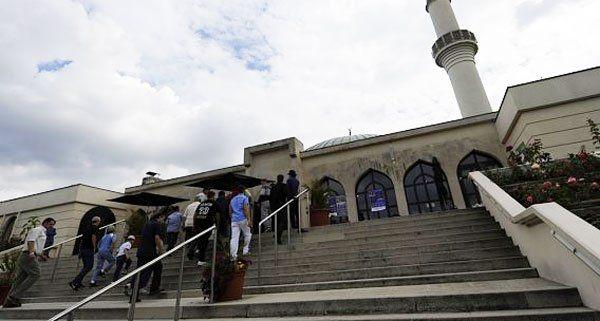 Islamfeindliche aktion in wien muslimische gemeinde beunruhigt
